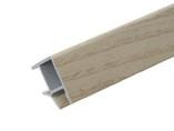 Соединитель 90° цоколя ПВХ, декапе 66 см FIRMAX
