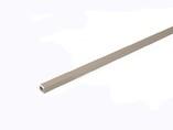 Алюминиевый соединительный профиль для сборки лотка  Cuisio глубиной 473мм, нержавейка