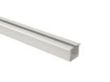 FM309 Направляющая универсальная, врезной монтаж, серебро, L=3000мм, FIRMAX.