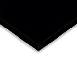 Фасад МДФ глянцевый черный 606 AGT