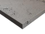 Фасад мебельный МДФ ALVIC глянцевый Осирис 02 Титан (Osiris Titanio OSR-02-LX)