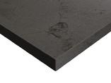 Фасад мебельный МДФ ALVIC глянцевый Осирис 04 Графит (Osiris Grafito OSR-04-LX)