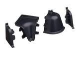 Комплект соединителей к бортику 118 / SB 135 98104 черный