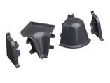 Комплект соединителей к бортику 118 / SB 135 98151 серый
