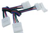 Коннектор для ленты RGB SMD5050 Двусторонний