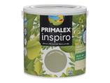 Краска Primalex Inspiro Зеленая Опунция 2,5л