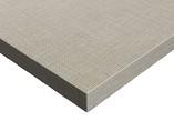 Плита ЛДСП SYNCRON 1220*18*2750 мм, Тессуто Текстиль Серебро (Textil Plata TST)