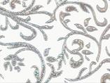 Плита МДФ глянец AGT PAN122-18 белый мотив, 1220*18*2795 мм