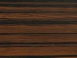 Плита МДФ AGT 1220*18*2800 мм, односторонняя глянец эбеновое дерево 604
