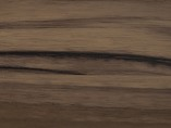 Плита МДФ AGT 1220*18*2800 мм, односторонняя глянец орех милано 627