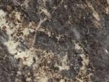 Пристеночный бортик овальный, Брюссон высокий глянец, 34*29 мм, L=4.2м