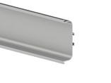 Профиль GOLA FIRMAX П-образный для нижних баз L=4200mm, алюминий