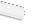 Профиль GOLA FIRMAX П-образный для нижних баз L=4200mm, алюминий белый