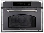 RMW 969 ANX Встраиваемая микроволновая печь, цвет: антрацит/ручка дверцы и переключатели цвета нерж.