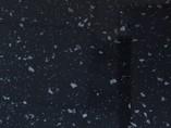 Бортик пристеночный треугольный ALPHALUX, звездная ночь глянец, 30*25 мм, L=4,1м, алюминий