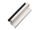 Профиль водоотводный с термовставкой, W22/30, алюминий, неокрашенный, АЛЮСТАРТ