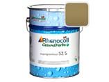 """Лак фасадный Rhenocoll Impragnierlasur 52S c защитой от синевы, """"Gelb 1.40"""", шелковисто-глянцевый 1л"""