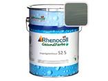 """Лак фасадный Rhenocoll Impragnierlasur 52S c защитой от синевы, """"Grau 7.37"""", шелковисто-глянцевый 1л"""