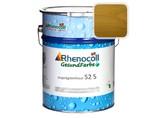 """Лак фасадный Rhenocoll Impragnierlasur 52S c защитой от синевы, """"Скошенная трава"""", шелковисто-глянцевый 1л"""