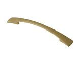 Ручка-скоба 128мм, металл, золото матовый