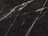 Стеновая панель F206 ST75 Камень Пьетра Гриджиа черный ELEGANCE, 4100х600х6 мм