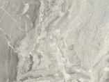 """Кухонная столешница """"Форма и Стиль"""" R9 F092 ST9 Чиполлино бело-серый, 3000х600х38 мм"""