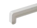 Соединительный профиль Витраж B-40, 150/180 градусов, 700 мм, белый