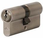[ПОД ЗАКАЗ] Личинка замка двери Roto 31/31 (никелированный)