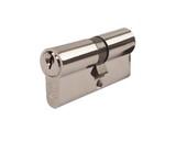 Цилиндр профильный ELEMENTIS 35/35, никелированный