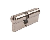 Цилиндр профильный ELEMENTIS 35/55, никелированный