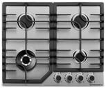 Газовая варочная поверхность Kuppersberg FS 63 X, нержавеющая сталь