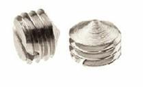 Винт стяжка конический M8, L=6mm, сталь, цинковое покрытие GR18