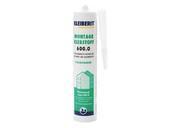 Клей-герметик Kleiberit 600.0 универсальный для наружных и внутренних работ 290мл
