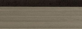 Кромка 3D меланж 4 глянец 23х1 мм, PMMA, двухцветная ALVIC