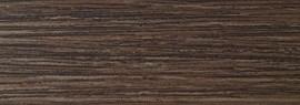 Кромка ABS глянец 22х1 мм, темное дерево 389
