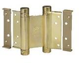 Петля барная 100 мм. для деревянных дверей до 34 кг., латунь