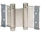 Петля барная 100 мм. для деревянных дверей до 34 кг., никель