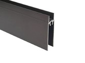 Планка нижняя, алюминий, янтарно-коричневый, 5800 мм FIRMAX