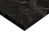 Плита ЛДСП SYNCRON 1220*18*2750 мм, черный мрамор (Oriental Black Silk Stone)