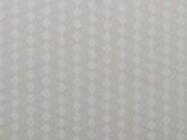 Плита МДФ AGT 1220*18*2800 мм, односторонняя, глянец белый ромб