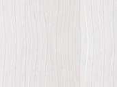 Плита МДФ AGT 1220*18*2800 мм, односторонняя, инд. упаковка, глянец горизонтальный белая волна 664