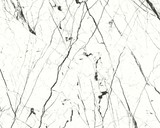Плита МДФ AGT 1220*18*2800 мм, односторонняя, инд. упаковка, супермат торос белый мрамор 3030
