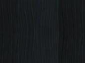 Плита МДФ AGT 1220*8*2800 мм, односторонняя глянец горизонтальный, черная волна 665