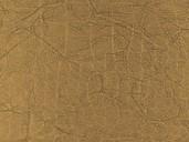 Плита МДФ EVOGLOSS глянец 18*1220*2800 мм, односторонняя, крокодил золотой P216