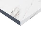 Плита МДФ LUXE 1220*18*2750 мм, глянец мрамор Версилла (marmol Versilla MV-01-LX)