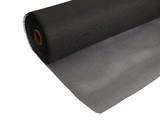 Полотно москитной сетки 1400мм, 30м/Gr, серый