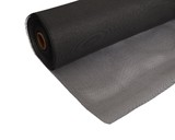 Полотно москитной сетки 1600мм, 30м/Gr, серый