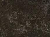 Пристеночный бортик овальный, Карите седой природный камень, 34*29 мм, L=4.2м
