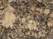 Пристеночный бортик овальный, Карнавал серый природный камень, 34*29 мм, L=4.2м