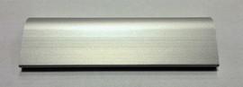 Профиль покрытия створок АЛЮСТАРТ, алюминий, неокрашенный